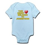 This Heart: Johnathon (D) Infant Bodysuit