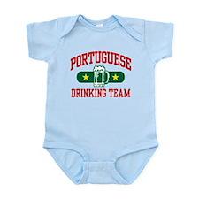 Portuguese Drinking Team Infant Bodysuit