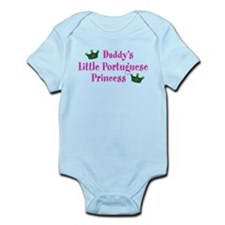 Daddy's Little Portuguese Princess Infant Bodysuit