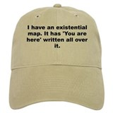 Wright quote Baseball Cap