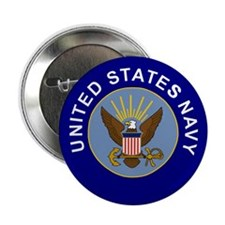 U. S. Navy <BR>Button 100 Pack