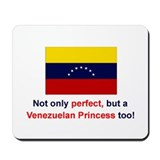 Perfect Venezuelan Princess Mousepad