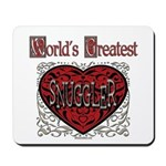 World's Best Snuggler Mousepad