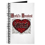 World's Best Snuggler Journal