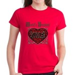 World's Best Snuggler Women's Dark T-Shirt