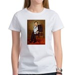 Lincoln's Corgi (Bl.M) Women's T-Shirt
