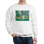 Bridge / Welsh Corgi (Bl.M) Sweatshirt