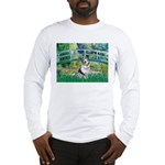 Bridge / Welsh Corgi (Bl.M) Long Sleeve T-Shirt