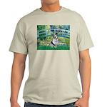 Bridge / Welsh Corgi (Bl.M) Light T-Shirt