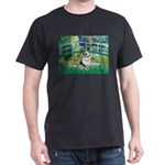 Bridge / Welsh Corgi (Bl.M) Dark T-Shirt