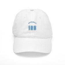 Officially 100 Baseball Cap