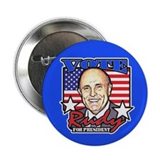 "Rudy Giuliani for President 2.25"" Button (10 pack)"