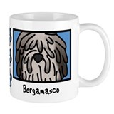 Anime Fawn Bergamasco Mug