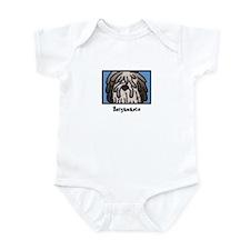 Anime Fawn Bergamasco Baby Bodysuit