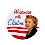 Wisconsin Votes Clinton 3.5