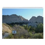 Cute South dakota Wall Calendar