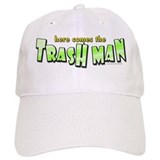 Trash Man... Baseball Cap