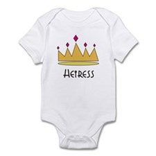 Heiress Twin Infant Bodysuit