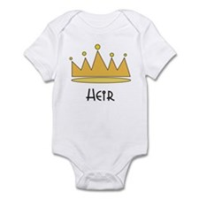 Heir Twin Infant Bodysuit