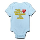 This Heart: Lydia (D) Onesie
