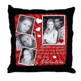Marcys Throw Pillow