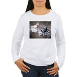 Champion Trumpeter Pigeons Women's Long Sleeve T-S