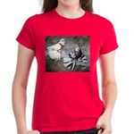 Champion Trumpeter Pigeons Women's Dark T-Shirt