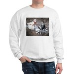 Champion Trumpeter Pigeons Sweatshirt