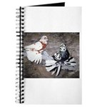 Champion Trumpeter Pigeons Journal