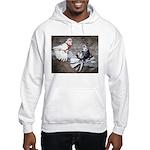 Champion Trumpeter Pigeons Hooded Sweatshirt