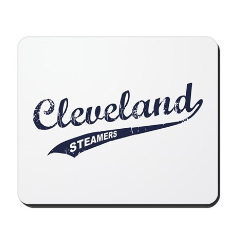 Cleveland Steamers Mousepad