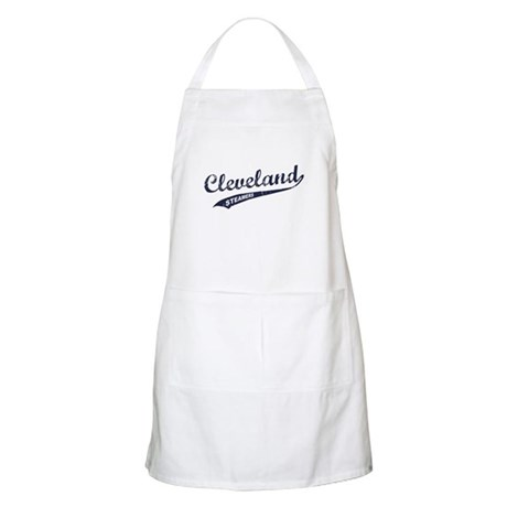 Cleveland Steamers BBQ Apron