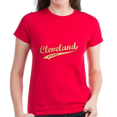 Cleveland Steamers Womens T-Shirt