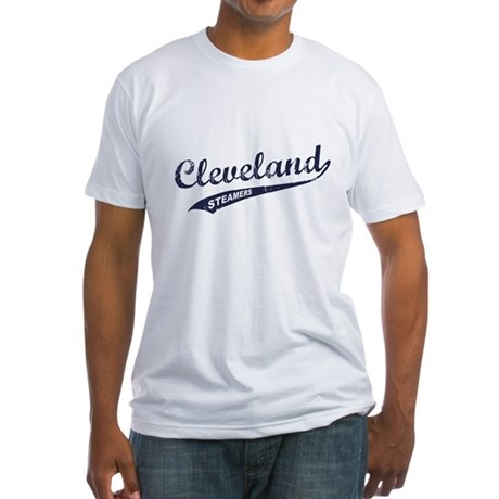 Cleveland Steamers Fitted T-Shirt