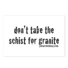 Schist for Granite Postcards (Package of 8)