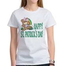St. Patrick's Day Teddy Bear Tee