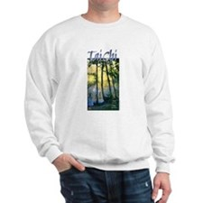 Tai Chi Principles: Root/Flow<br> Sweatshirt