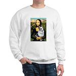 Mona's Corgi (Bl.M) Sweatshirt