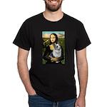 Mona's Corgi (Bl.M) Dark T-Shirt