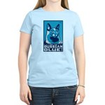 Obey the Russian Blue! Women's Light T-Shirt