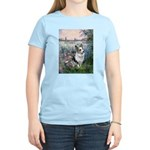 The Seine - Corgi (Bl.M) Women's Light T-Shirt