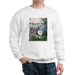 The Seine - Corgi (Bl.M) Sweatshirt