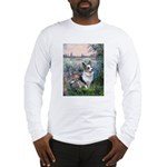 The Seine - Corgi (Bl.M) Long Sleeve T-Shirt