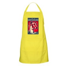Obey the Greyhound! U.S. BBQ Apron