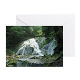 Bridal Veil Falls Large Note Card (Pk of 10)