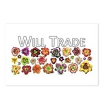 Will Trade for Daylilies Postcards (Package of 8)