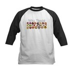 Will Trade for Daylilies Kids Baseball Jersey