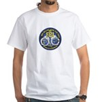 New Orleans Gang Task Force White T-Shirt
