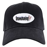 Snowshoeing Baseball Hat