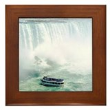 Maid of the Mist Framed Tile